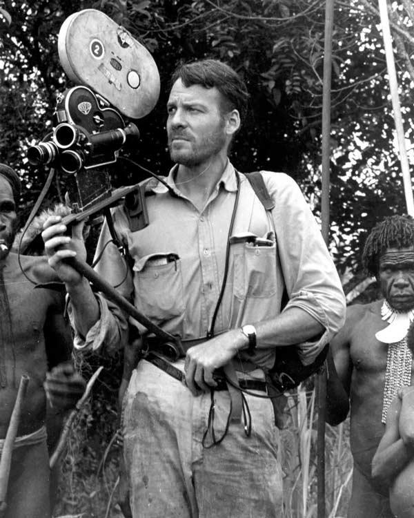 Bob Gardner New Guinea