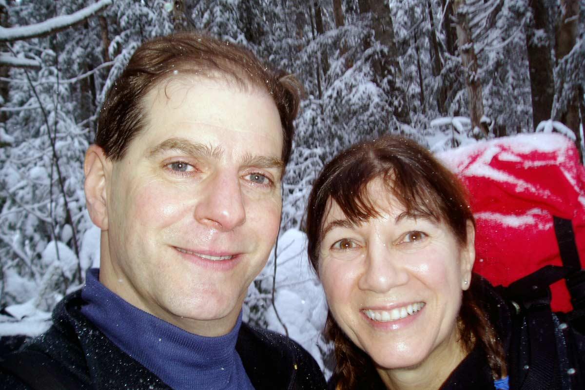 Jonathan and Linda Haar